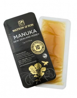 Watson & Son Manuka Honey Snap packs MGS 10+ (24pack)